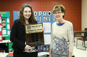 Belmont College Holds District Science Fair