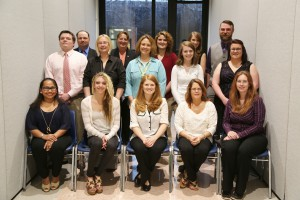 Belmont College Inducts Honor Society Students